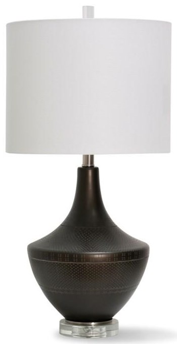2020 LAMPS Bronze Table Lamp by StyleCraft at Furniture Fair - North Carolina