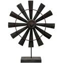 StyleCraft Accessories Coffee Windmill Wooden Sculpture - Item Number: AI51100