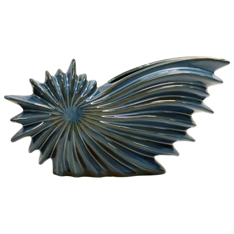 StyleCraft Accessories Ceramic Vase - Item Number: ASL10008