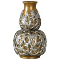 StyleCraft Accessories Small Resin Vase - Item Number: HFA11296