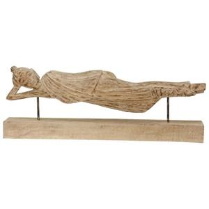 Vintage Wood Carving