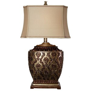 StyleCraft Accessories Table Lamp