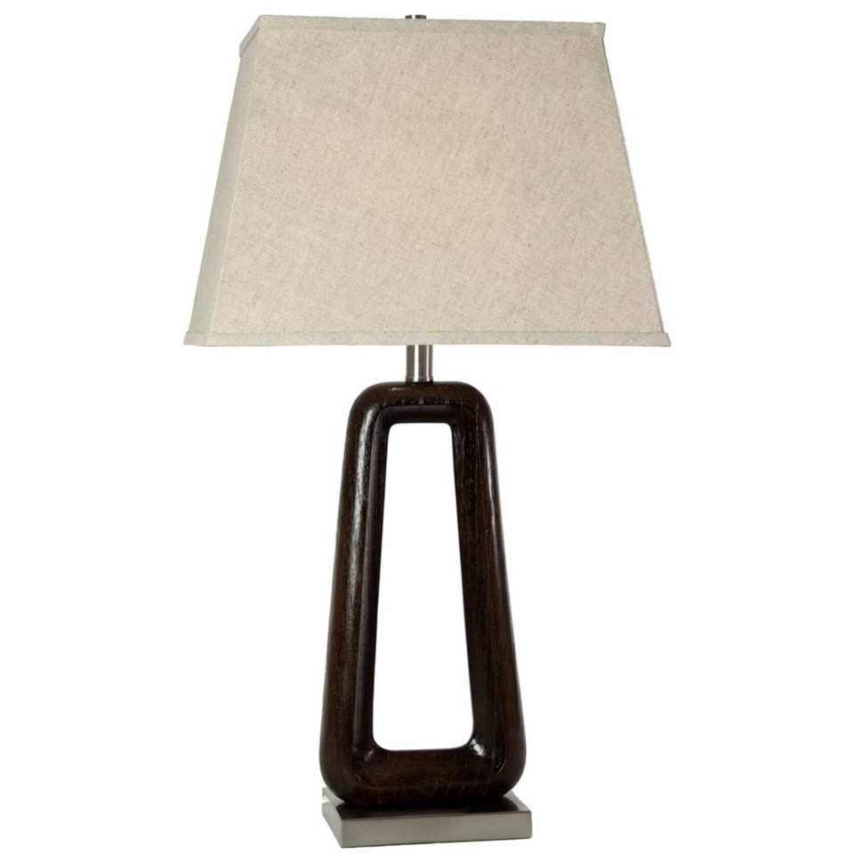 StyleCraft Lamps Table Lamp - Item Number: L31139BW