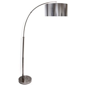 StyleCraft Accessories Floor Lamp