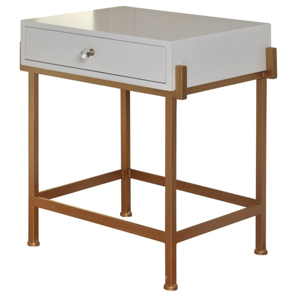 StyleCraft Accessories Side Table - Item Number: SF24956