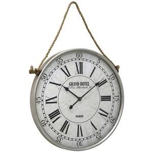 StyleCraft Clocks Metal Wall Clock