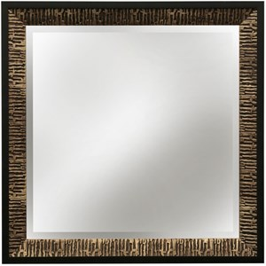Square Framed Mirror