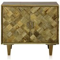 StyleCraft Occasional Cabinets Two Door Cabinet - Item Number: ISF24477
