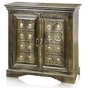 StyleCraft Occasional Cabinets 2 Door Cabinet - Item Number: ISF24482