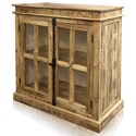 StyleCraft Occasional Cabinets Two Door Cabinet - Item Number: ISF24491