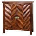 StyleCraft Occasional Cabinets 2 Door Cabinet - Item Number: ISF24510