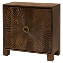 StyleCraft Occasional Cabinets Starburst Cabinet - Item Number: ISF24677