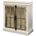 StyleCraft Occasional Cabinets Tucker Accent Cabinet - Item Number: ISF25084