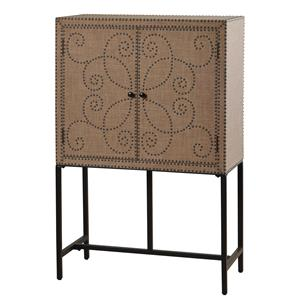 StyleCraft Occasional Cabinets Martini Bar
