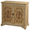 StyleCraft Occasional Cabinets 2 Door Cabinet - Item Number: SF24580