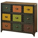 StyleCraft Occasional Cabinets Three Drawer Chest - Item Number: SF24841
