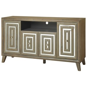 Stylecraft Occasional Cabinets Three Drawer Chest With