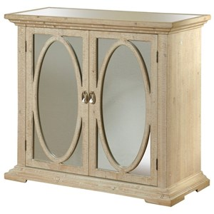 Oval Ring Door Cabinet
