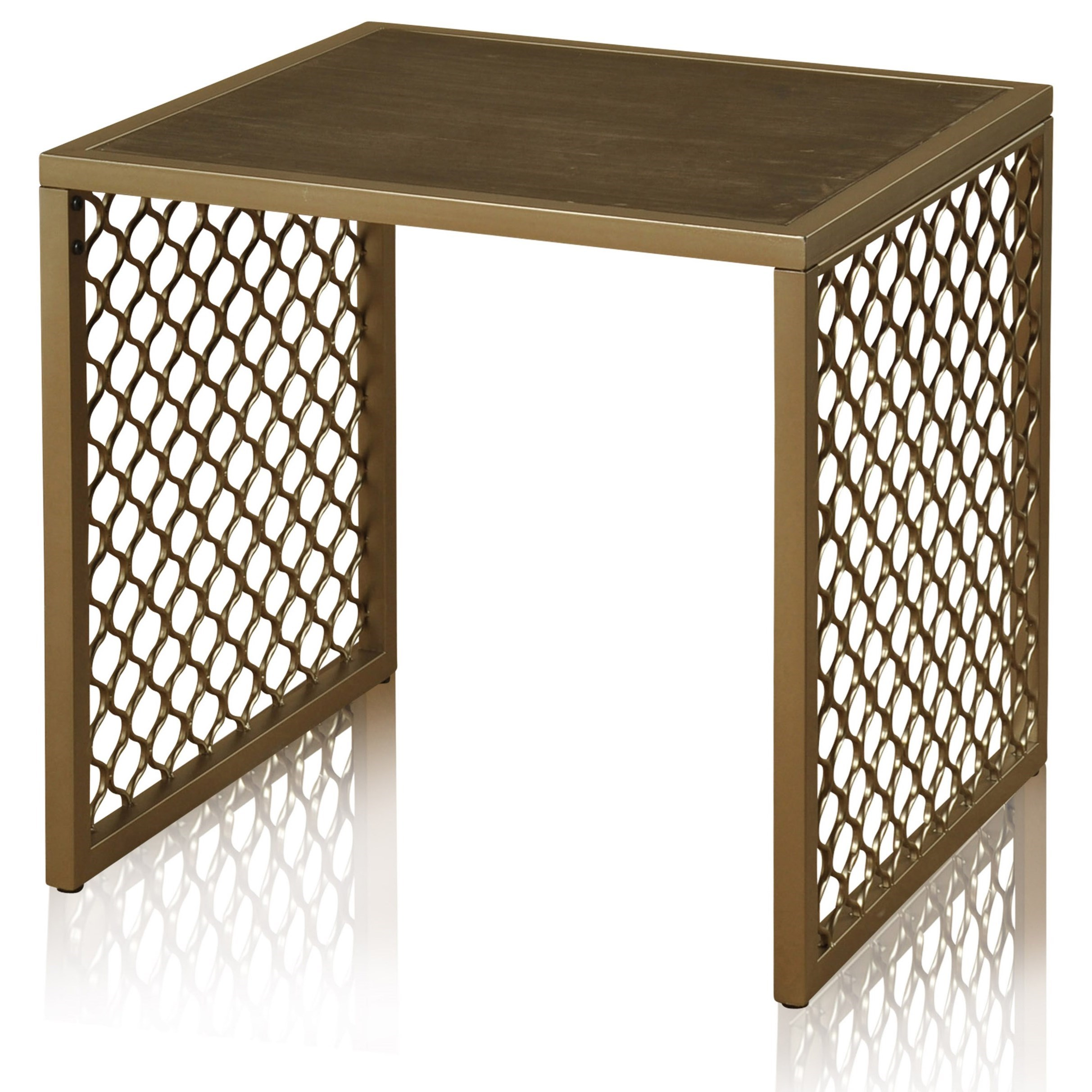 Picture of: Stylecraft Occasional Tables Wrought Iron Side Table Wilcox Furniture End Tables