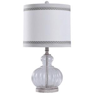 Greyson Grey Lamp