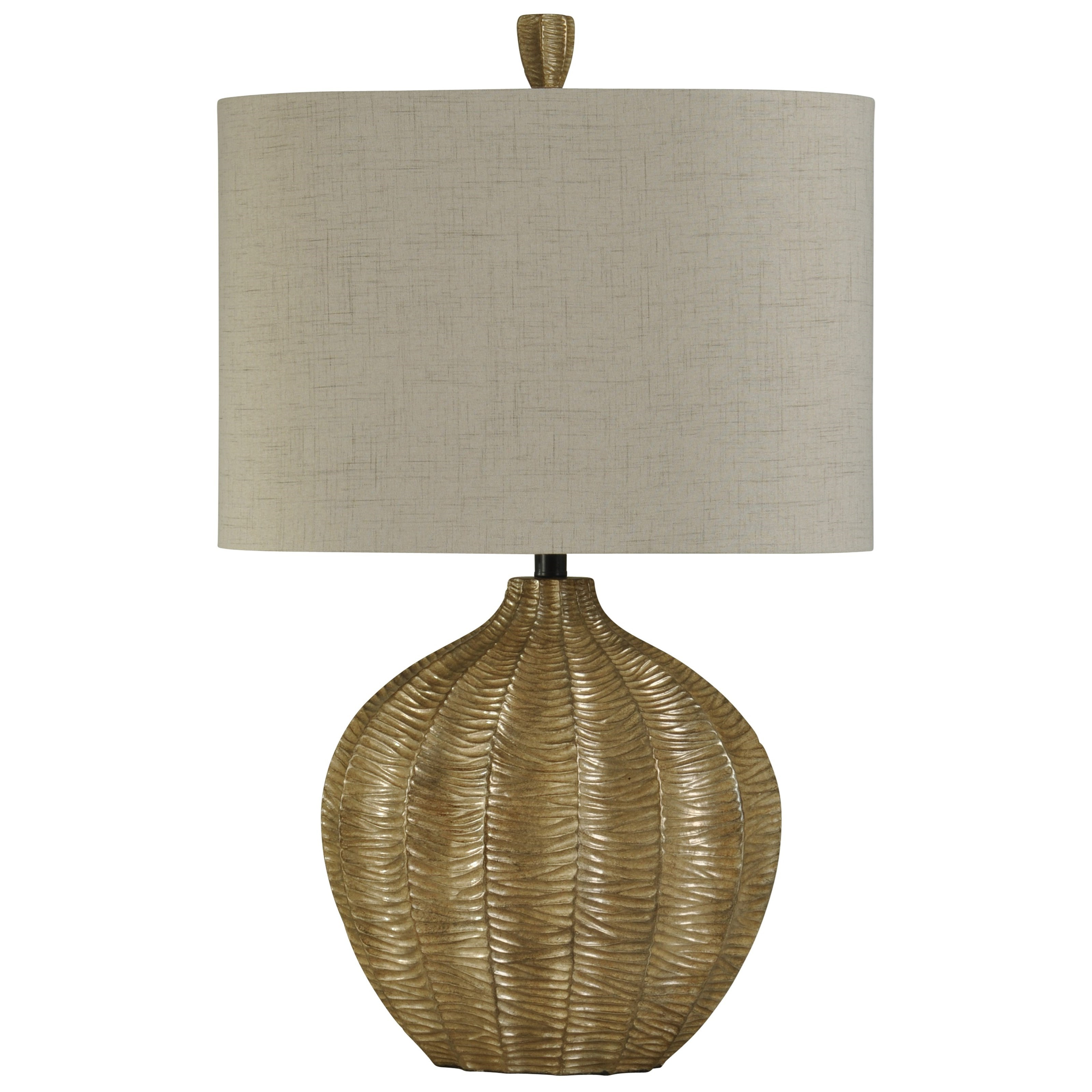 Lamps Hand Carved Contemporary Table Lamp Ruby Gordon
