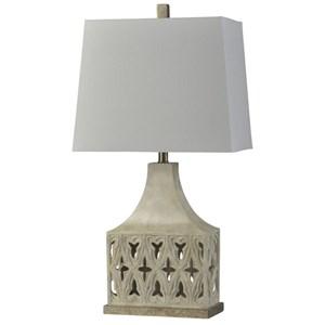 Briony Ivory Lamp