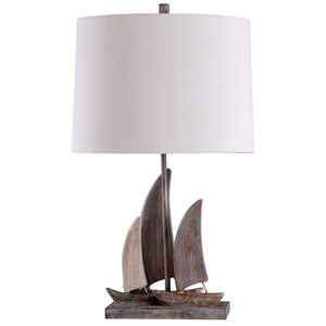 Boat Table Lamp