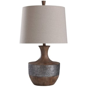 Darley Chestnut Lamp