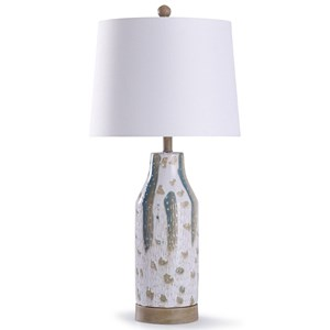 Romani Sage Lamp
