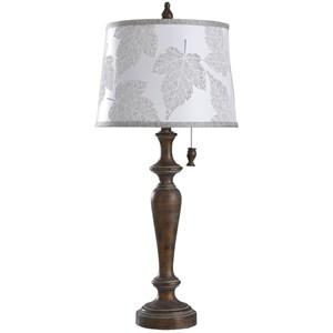 Girona Blue Lamp