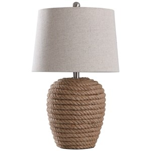 Helston Rope Lamp
