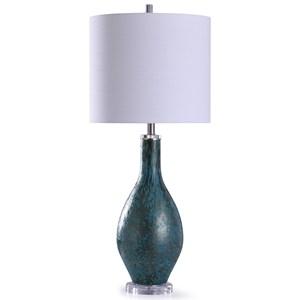 Modbury Blue Lamp