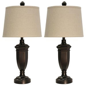 Molded Table Lamps