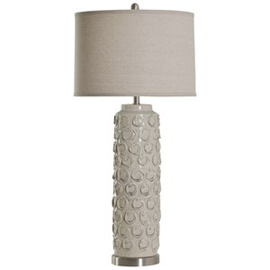 StyleCraft Lamps 39 Inch Ceramic Lamp