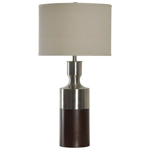 Transitional Table Lamp