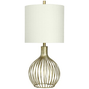 Transitional Metal Lamp