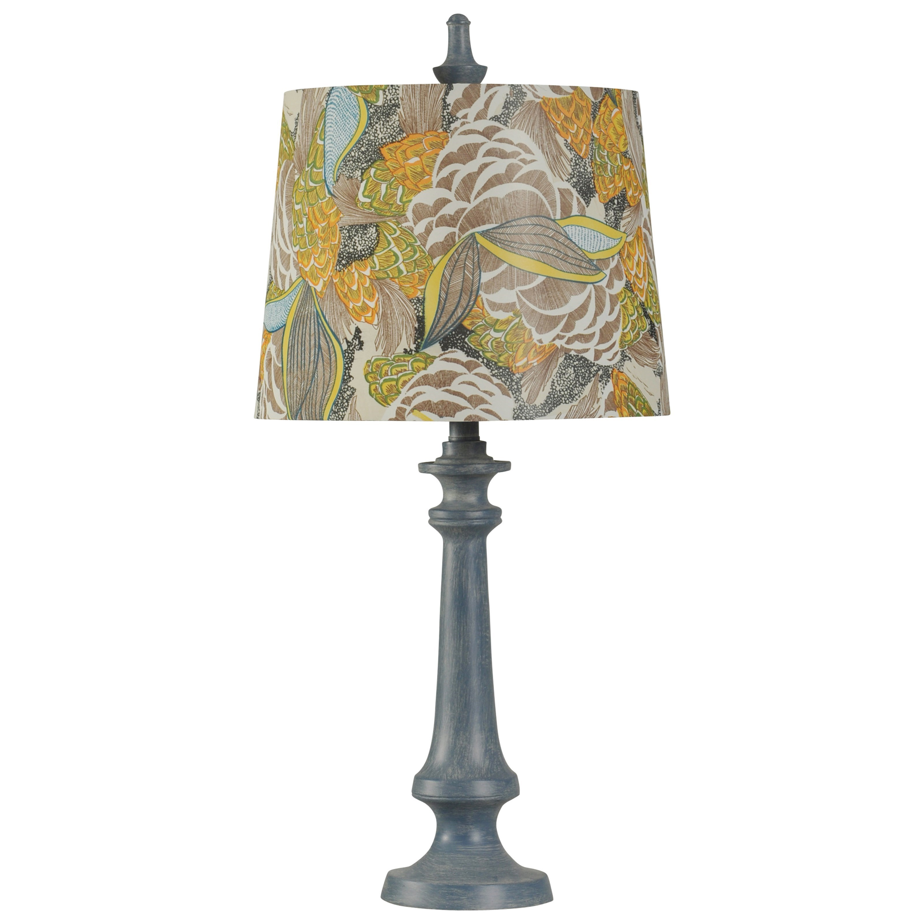 StyleCraft Lamps Traditional Accent Table Lamp - Item Number: L39966