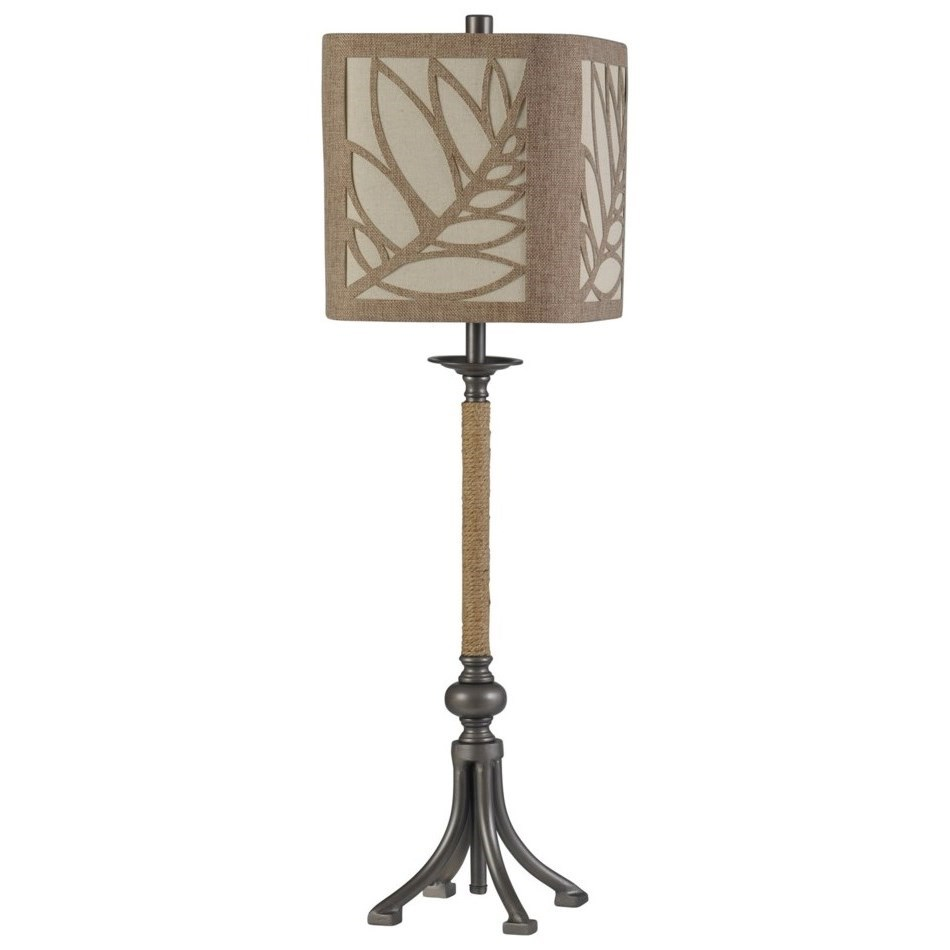 Tropic Palm Lamp