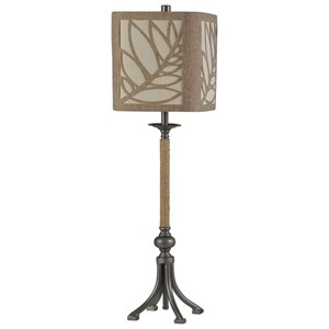 Tropic Palm Lamp