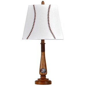 Little League Baseball Accent Lamp