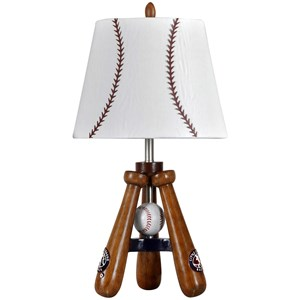 Tri-Pod Accent Table Lamp