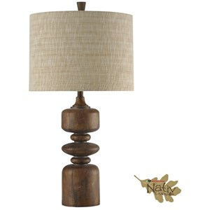 Cotton Wood | Mossy Oak Branded Table Lamp