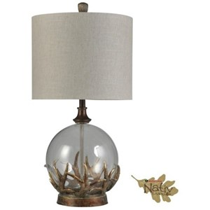 Mossy Oak Branded Table Lamp