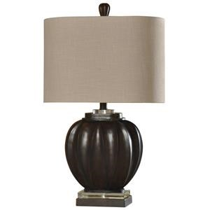 StyleCraft Lamps Walnut Ridge Lamp