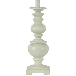Candlestick Lamp Base