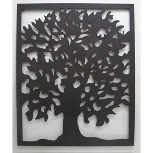 StyleCraft Wall Décor Metal Wall Art of Tree