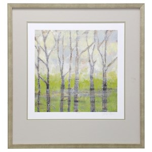 StyleCraft Wall Décor Birch Trees in Spring