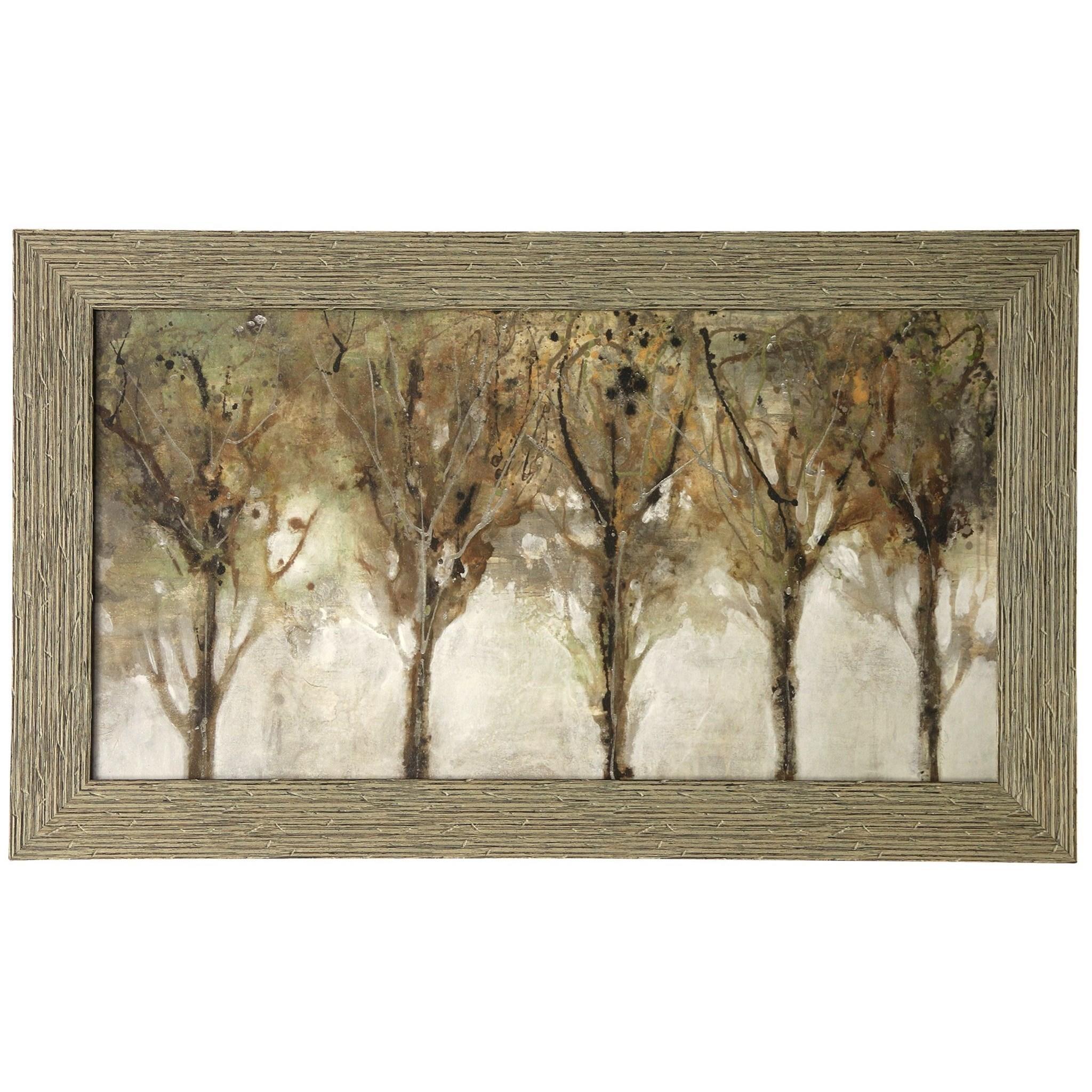 Tree Line Print