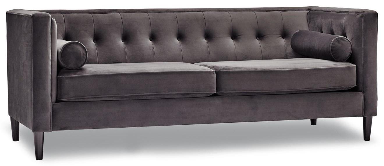 2526 Sofa / Nova Charcoal by Lewis Home at Stoney Creek Furniture