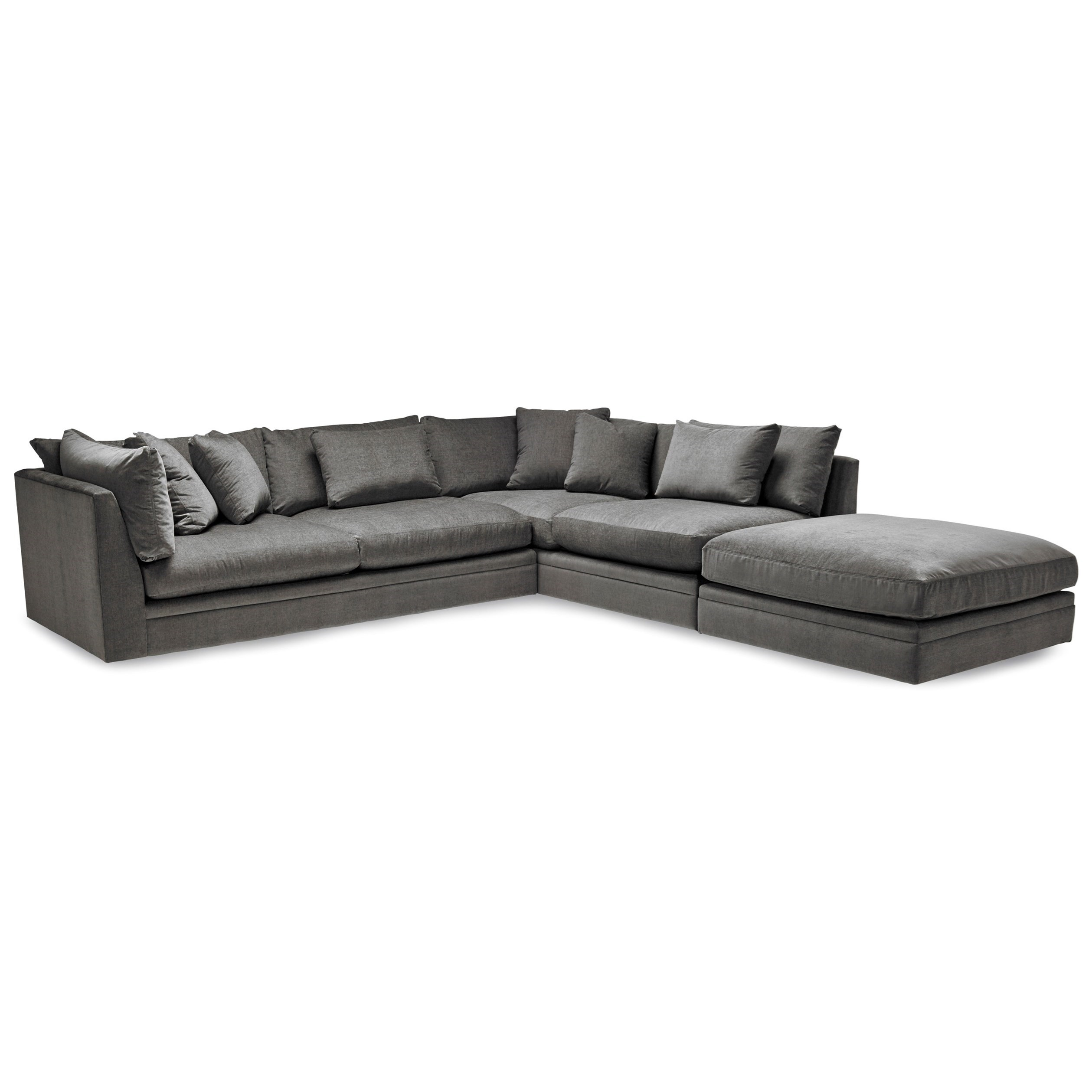 2 Pce Sectional Sofa